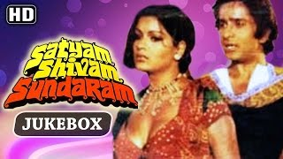 All Songs Of Satyam Shivam Sundaram {HD} - Shashi Kapoor - Zeenat Aman - Old Hindi Songs