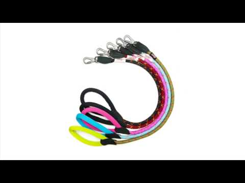 Long Paws Comfort Collection - Padded Rope Leads
