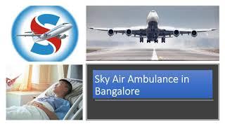 Select Medical Flight in Bhubaneswar by Sky Air Ambulance