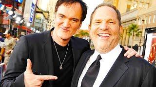 Tarantino Makes Harvey Weinstein Confession