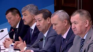 Меморандум о взаимопонимании надзорных органов Казахстана и Узбекистана