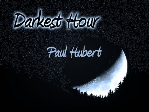 "Paul Hubert ""Darkest Hour"" (Original)"