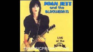 """Turn It Around."" Joan Jett & the Blackhearts"