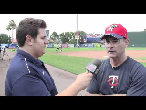 Interview with Paul Molitor