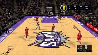 NBA 2K16 PS3 Gameplay MyCareer #1: NBA Debut