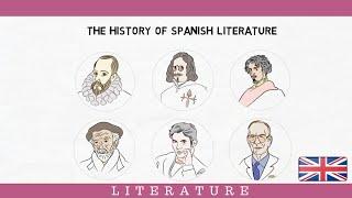 Spanish Literature  The History Of Spanish Literature
