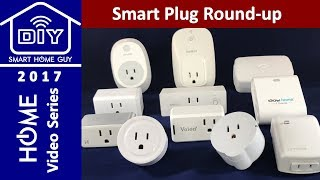 Compare 12 Smart Plugs that Work With Alexa + WiFi vs. Z-wave Review