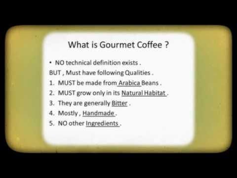 Watch This before you BUY Gourmet Coffee