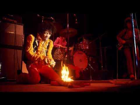 JIMI HENDRIX - Fire (1967)