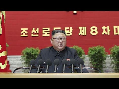 Βόρεια Κορέα: Αυτοκριτική από τον Κιμ για την κακή κατάσταση της οικονομίας…
