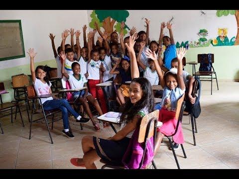 Escolas Municipais iniciam o ano letivo em Baixa Grande