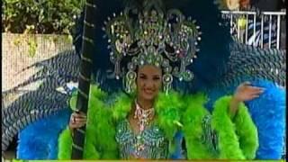 preview picture of video 'Carnaval Las Tablas 2010 - Culecos Sabado'