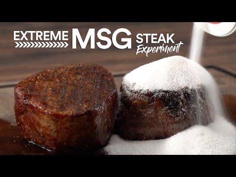 The Extreme UMAMI Steak Experiment | Guga Foods