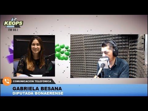 Desde Cambiemos, Besana anunció el rol que ocupará Vidal como opositora