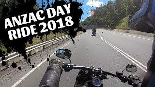 2018 Anzac Day Ride