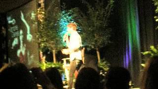 Nathaniel Buzolic, Nathaniel Buzolic introducton- TVD con Orlando