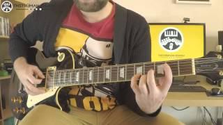 Gitar Dersi: 25-Gitar üzerinde Akor Ve Gamları Bulmanın Kolay Yolu