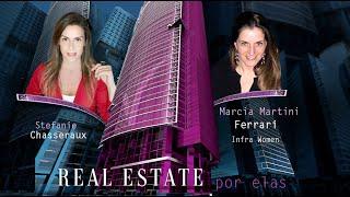 Real estate por elas - Marcia Ferrari - Infra Women Brasil