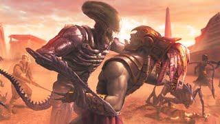 Mortal Kombat XL Alien Ending