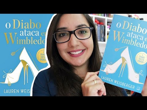 O DIABO ATACA EM WIMBLEDON | Amiga da Leitora