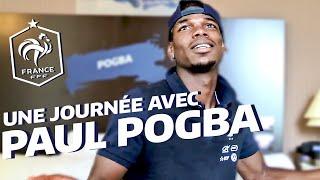Une journée avec Paul Pogba pendant l'Euro 2016