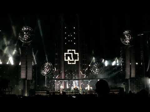 Rammstein - Auslander (live in Riga 2019)
