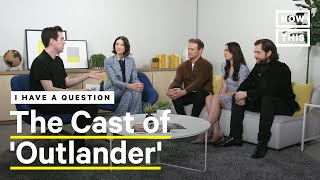'Outlander' Cast on the Show's Success and Season 5 | NowThis