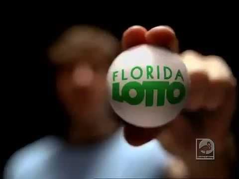 Реклама лотереи Florida - Lotto