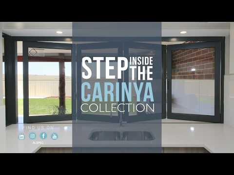 Carinya Select Bi-Fold Windows