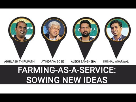 Will farming-as-a-service be the next big idea in the agriculture sector?