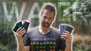 The Best Phones of 2018 Get Water Tested!