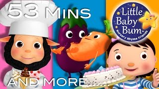 Little Baby Bum | Food Songs | Nursery Rhymes for Babies | Songs for Kids