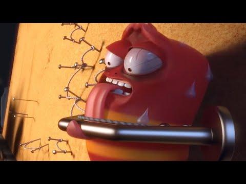 La presentazione a una lezione striscia parassiti
