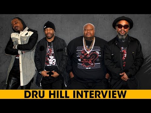 Dru Hill Release A Christmas Album, Talk Old Beefs, Bad Record Deals + More