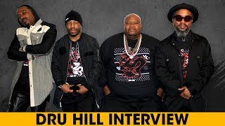 Dru Hill on The Breakfast Club