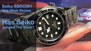 Seiko SBDC061 |  One Week Review - QC Disaster!