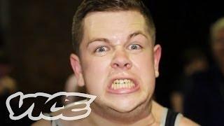 The British Wrestler