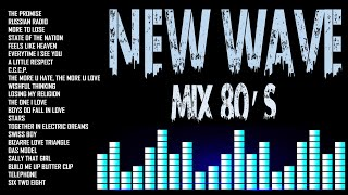 Non Stop New Wave Mix || Pop Hits 80's || New wave 80's ||
