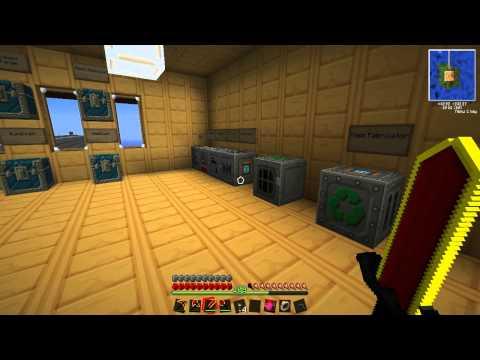 Minecraft- Tekkit Survival Episode 46-Red Morning Star