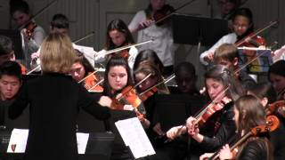 Grand Finale- All STRINGS!   Believe ( from The Polar Express)
