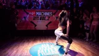 PAULINE VS LATINA - TWERK BATTLE VOL.2