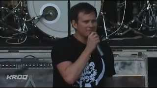 Anxiety - Angels And Airwaves Live @ KROQ Weenie Roast and Fiesta 2012