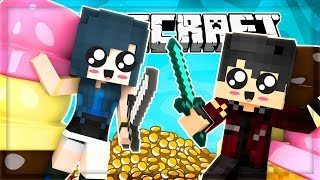 THE MEGA CUTE PARTY ON MINECRAFT! Minecraft LIVE!