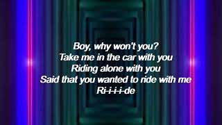 Senidah   Ride 2019 LYRICS  TEKST—""