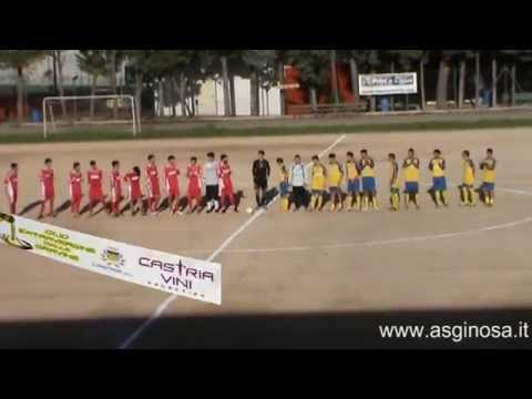 "Preview video PALAGIANO-GINOSA 1-2 Vittoria di ""rigore"" a Palagiano"