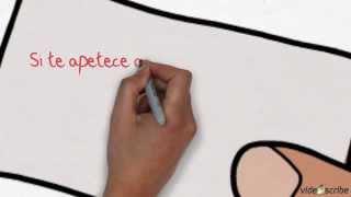 Como hacer un doodle, un vídeo escrito o dibujado de manera sencilla con Sparkol Video Scribe