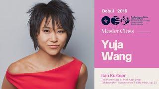 Yuja Wang Piano Master Class Debut - Ilan Kurtser