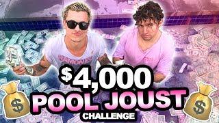 KING OF THE POOL CHALLENGE (WINNER GETS $4,000!!!)