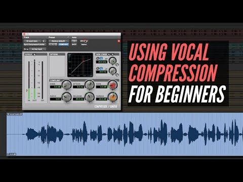 Using Compression On Vocals For Beginners - RecordingRevolution.com