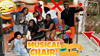 """""""-Spin The DARE Wheel""""😵(Musical Chair)🔥**Winner Gets.....**🤨"""